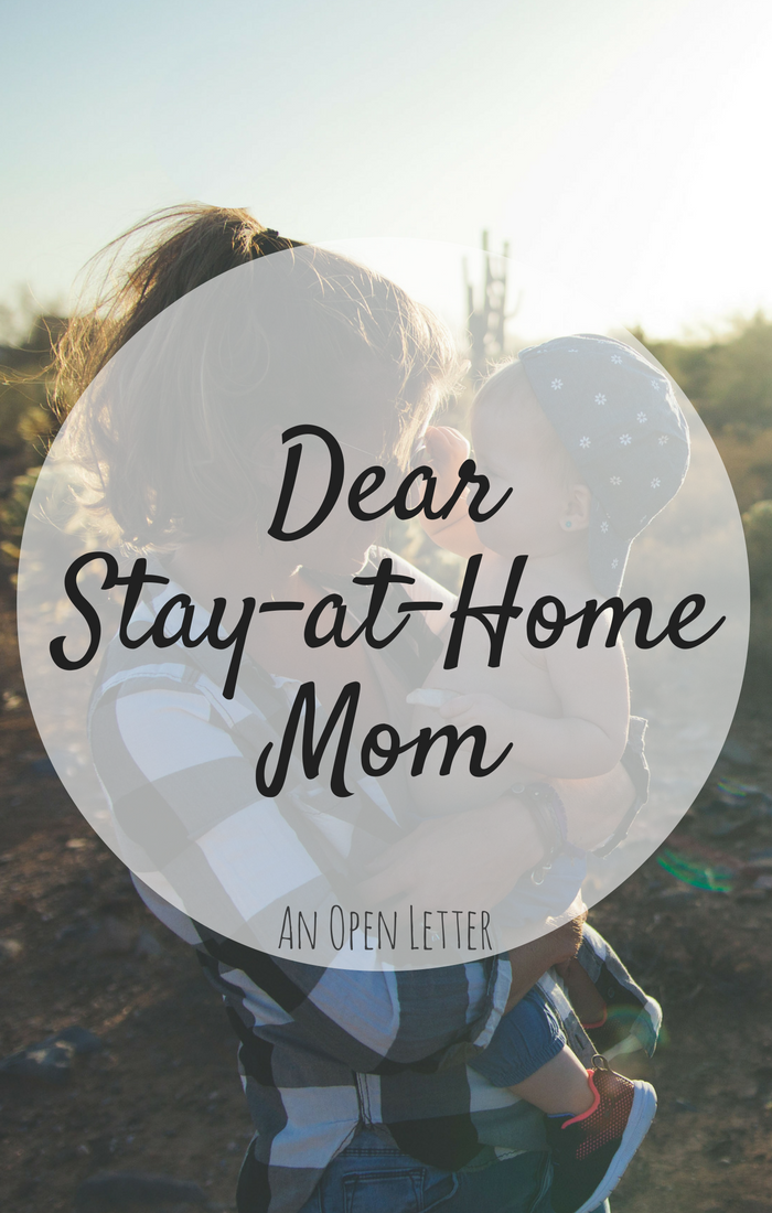 stay at home mom (sahm)