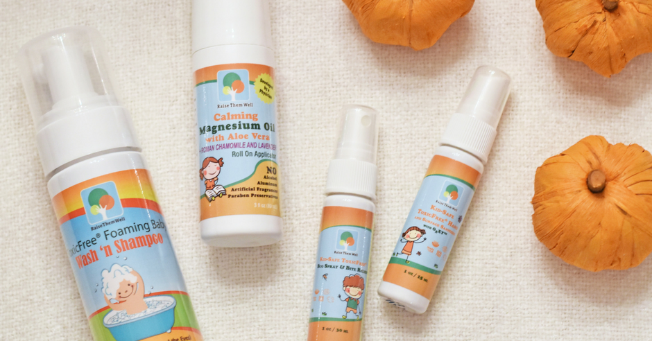 Four Toxic-Free Products for Kids
