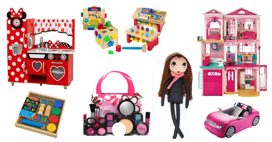 Gift Ideas for Toddler & Preschool Girls