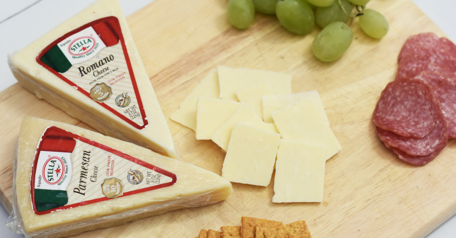Stress-Free Appetizer with Stella Cheese
