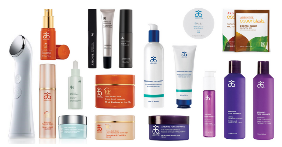 18 Products You'll Love from Arbonne