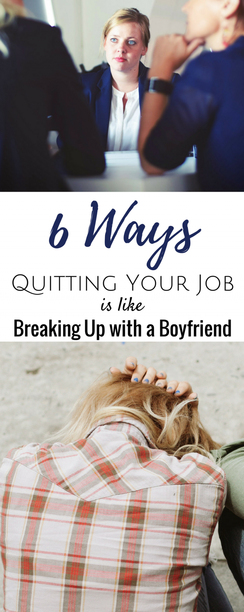 you cant make up your mind with any relationship there are good days and bad days the good days are great and give you a much needed recharge you find - How To Quit Your Job Dont Quit Your Day Job Before Finding A New One