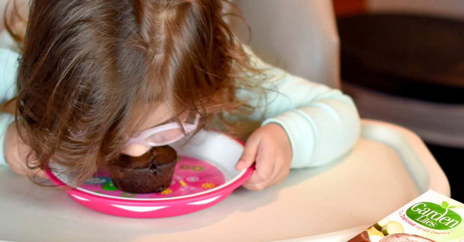 Trick Your Kids With Veggie Treats from Garden Lites