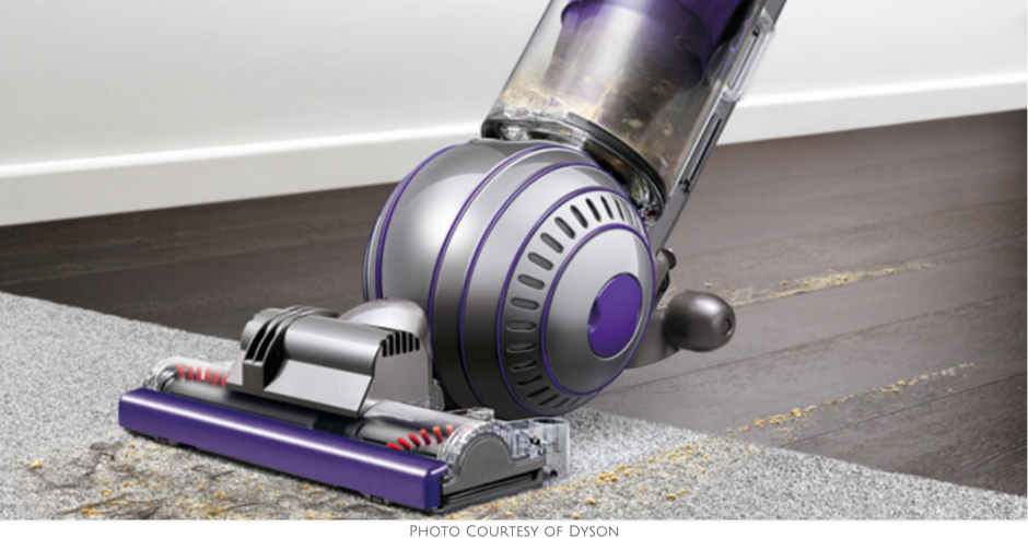 How Do I Love My Dyson? Let Me Count the Ways