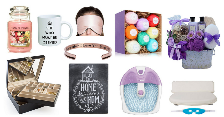 Last Minute Mother's Day Gift Ideas Under $50 from Amazon Prime