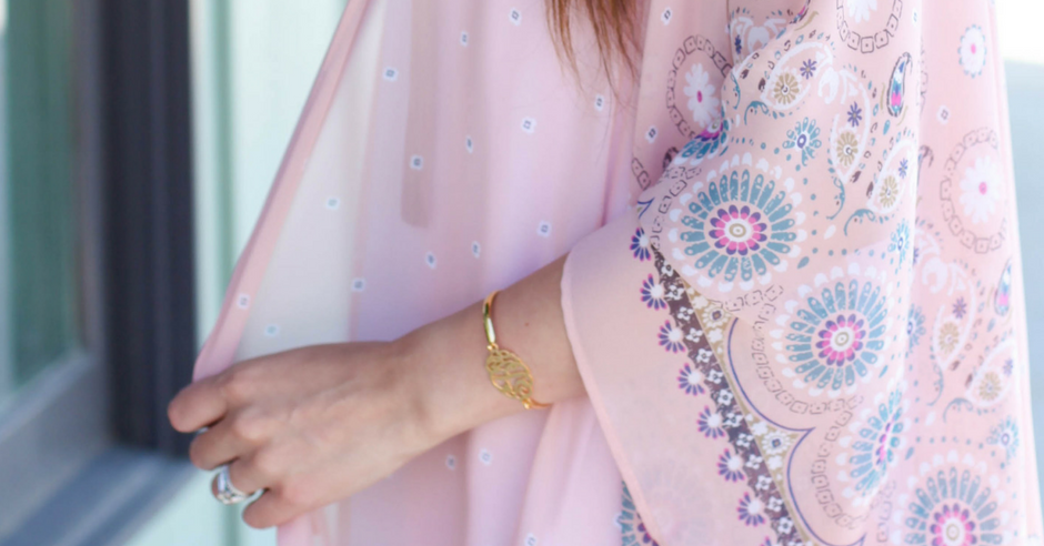 What I'm Wearing: Spring Tops from PinkBlush