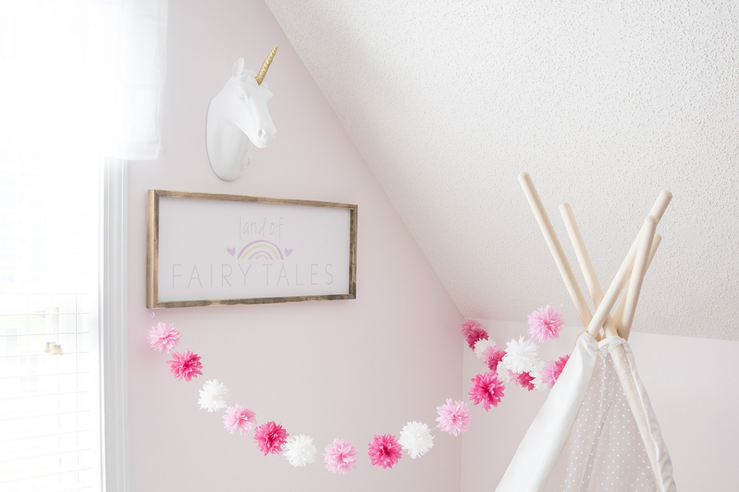 Girls' Dream Playroom Makeover: Part 1