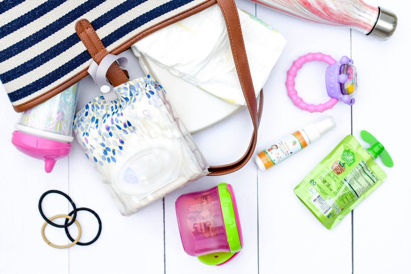 What's in My Toddler Bag