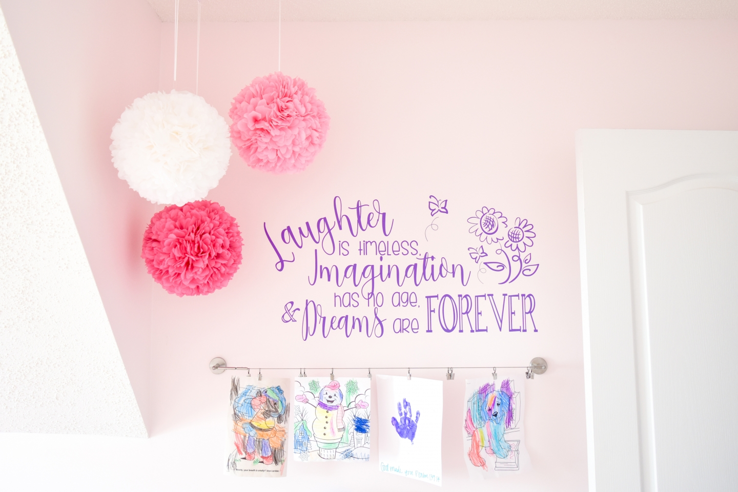 Girls' Dream Playroom Makeover: Part 2