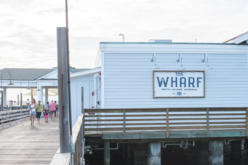 Jekyll Ocean Club - The Wharf
