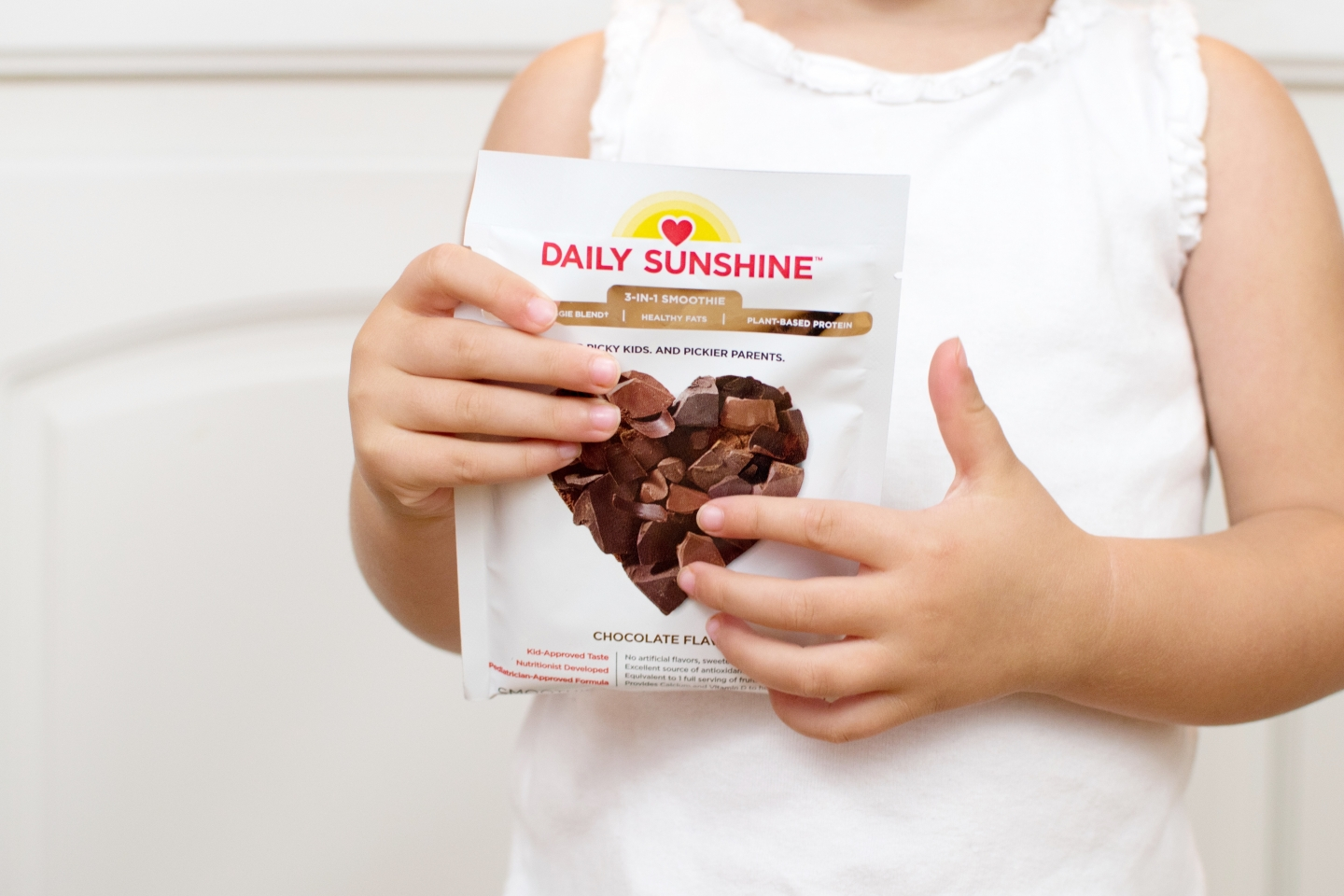 Mom Hack: Hidden Nutrition with Daily Sunshine
