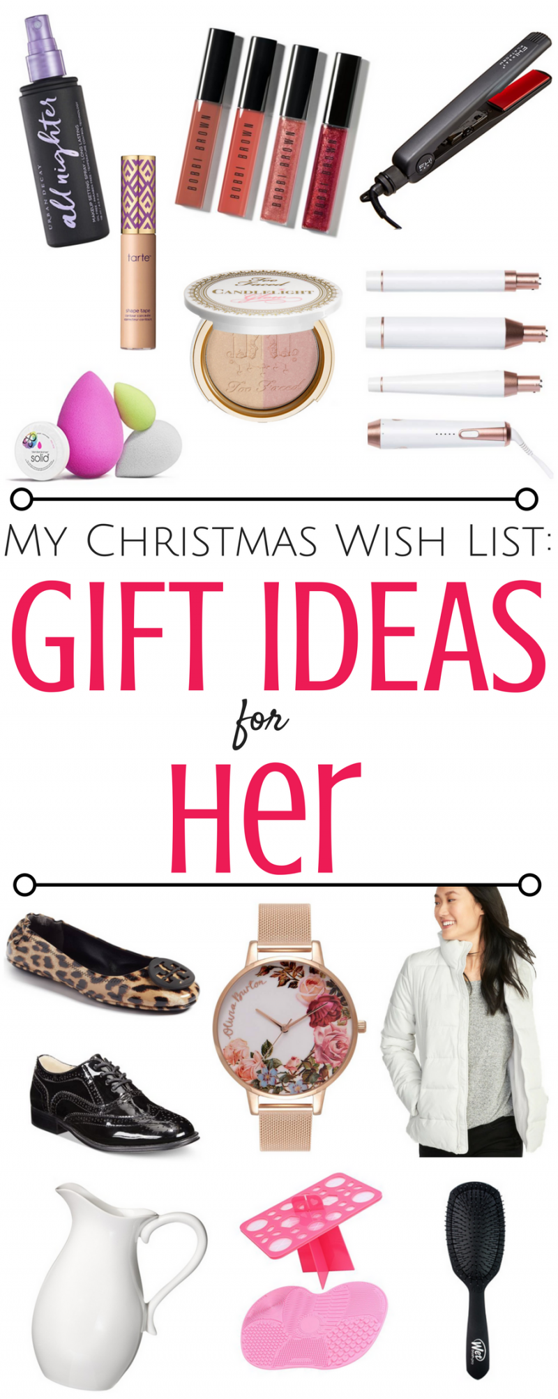 Gift Ideas For Her My 2017 Christmas Wish List Mom