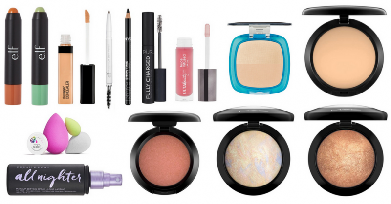What's in My Makeup Bag_ Easy Affordable Cosmetics FB