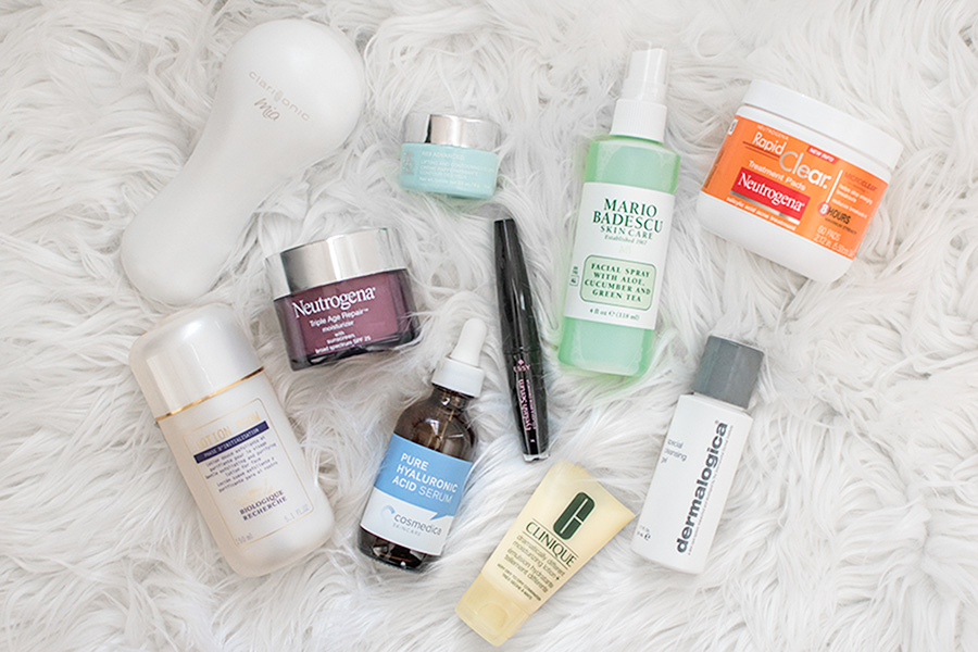This is 30-Something: My Nightly Skin Care Routine